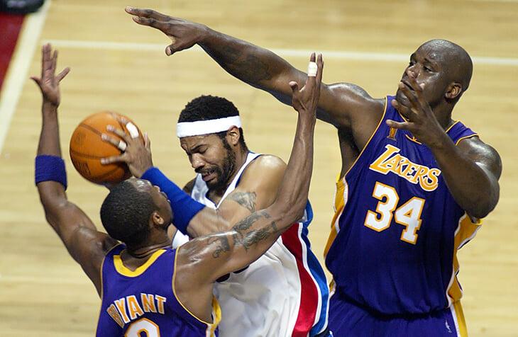 Приход Рашида Уоллеса в «Пистонс» сделал их чемпионами НБА. Рассказываем о главном блокбастере дедлайна обменов в XXI веке