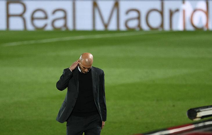 Пачка инсайдов про «Реал»: Зидан, возможно, уйдет, Азара продадут, попробуют купить Мбаппе