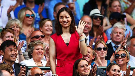 У китайской теннисистки после карьеры больше денег, чем до. Как это?