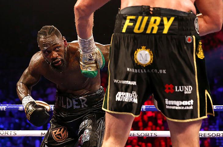 Третий бой с Фьюри – конец карьеры для Уайлдера