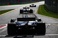 Гран-при Австралии, Формула-1, регламент