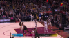 LeBron James Posts 33 points, 11 assists & 10 rebounds vs. Golden State Warriors