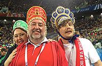 красава, Сборная России по футболу, чемпионат мира