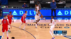 Julius Randle 3-pointers in New York Knicks vs. Washington Wizards