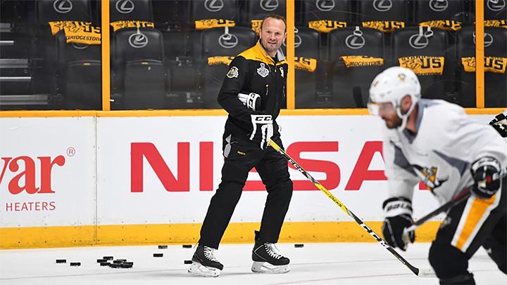 Сергей Гончар, НХЛ, Питтсбург