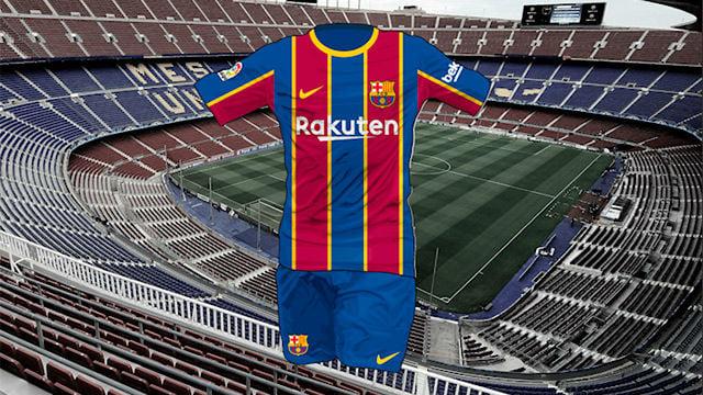 Forma Barselony Na Sezon 2020 21 Budet Polosatoj A Ne V Shashechku Futbol Sports Ru
