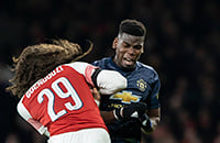 Угадай исход матча «Арсенал» – «МЮ»