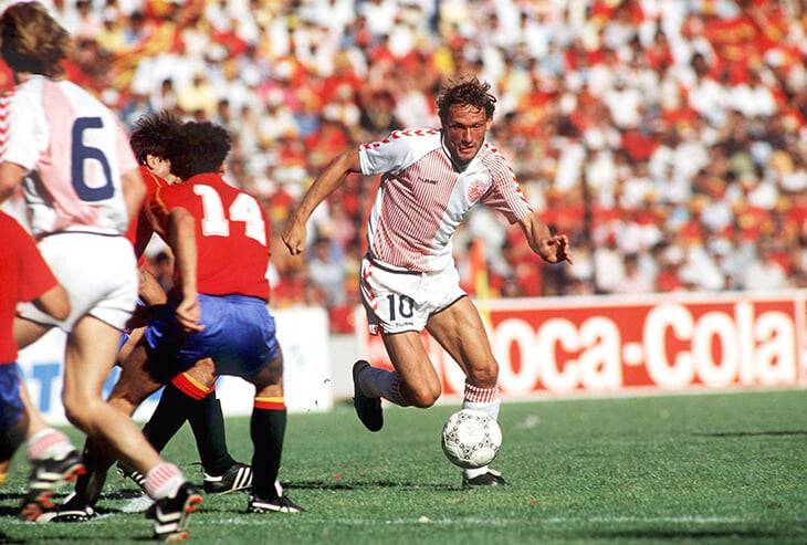 Все восхищаются чемпионской Данией-92, а сборную 80-х, которая была гораздо интереснее, давно забыли. Пора это исправить