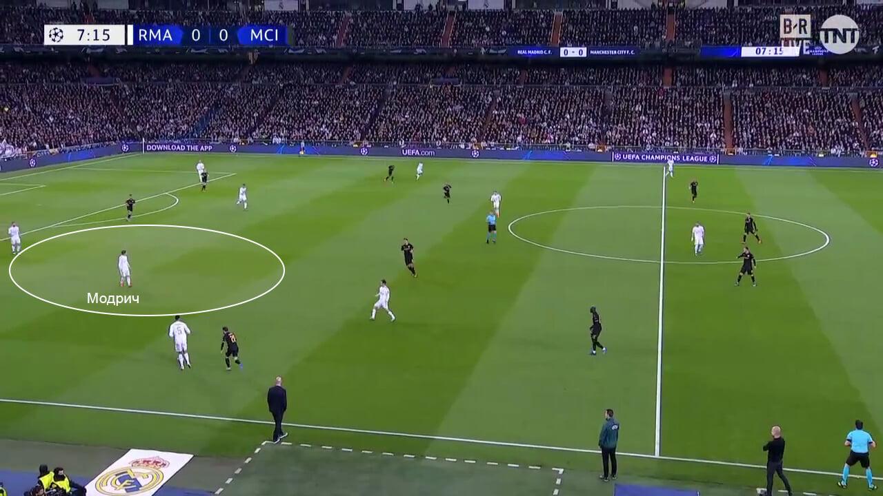 Гвардиола удивил «Реал» схемой. Сработало не все, но Пеп отлично реагировал по ходу матча