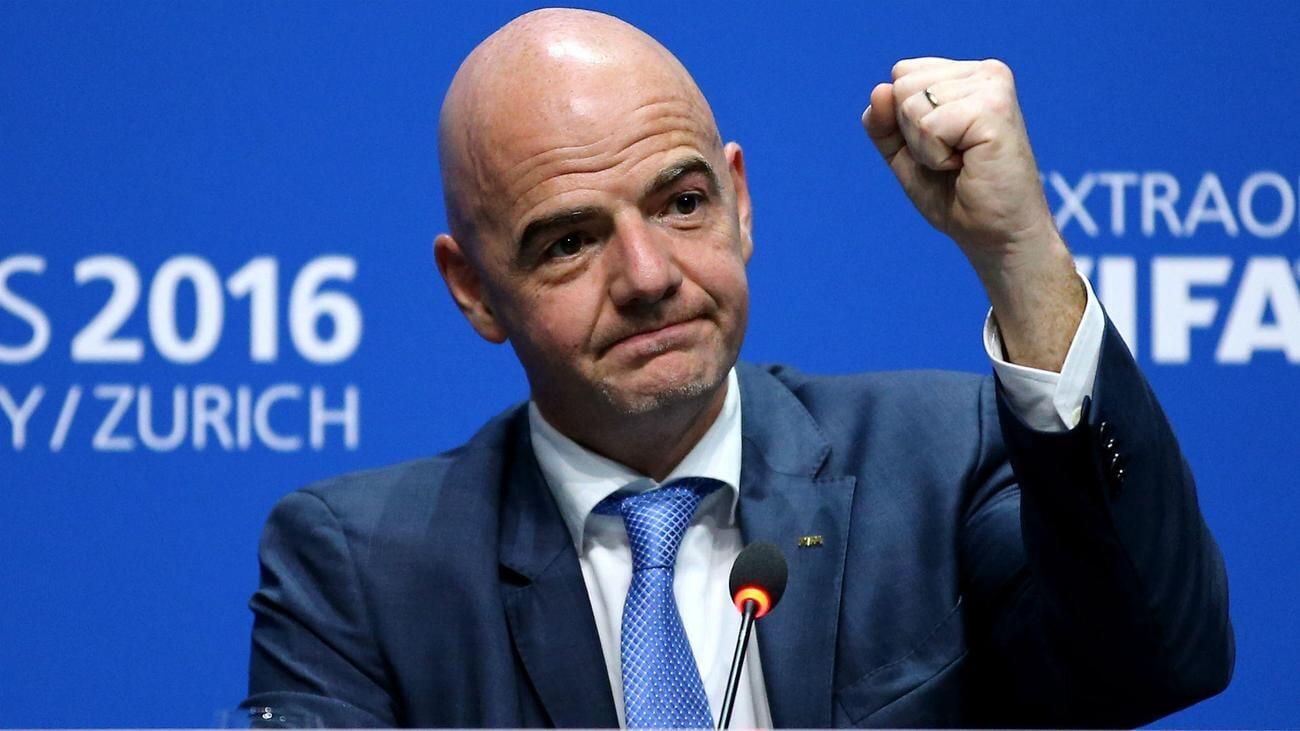 Президент ФИФА о Суперлиге: Есть черта, которую нельзя пересекать. Мы всегда будем защищать турниры футбольной пирамиды