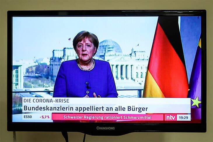 Германия возвращается первой 3