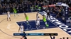 A bigtime dunk by Karl-Anthony Towns!