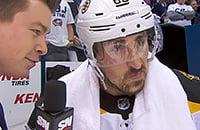 Бостон, Кубок Стэнли, видео, НХЛ, Брэд Маршанд, интервью
