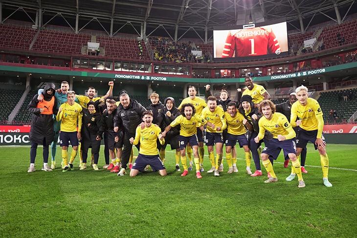 Полоз прибил «Локо» на 88-й – это четвертый гол бывшей команде. Есть первая победа «Ростова» с августа