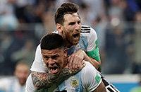 Сборная Аргентины по футболу, ЧМ-2018, Сборная Нигерии по футболу, Барселона