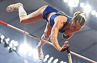чемпионат мира по легкой атлетике, сборная России жен, прыжки с шестом, Анжелика Сидорова