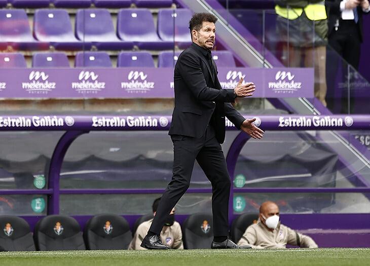 И «Атлетико», и «Реал» пока проигрывают. Кто-то хочет быть чемпионом?