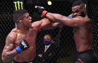 Гилберт Бернс, UFC on ESPN, Камару Усман, Тайрон Вудли, MMA, UFC