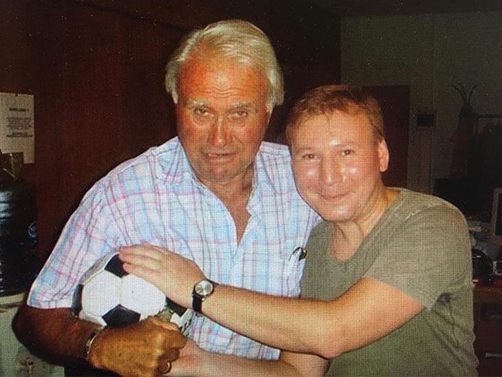 Комментатор «НТВ-Плюс» пять раз вел футбол пьяным