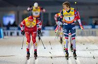Лучший норвежский лыжник уже праздновал победу, но его объехал Большунов