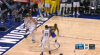 Top Performers Top Points from Denver Nuggets vs. Golden State Warriors