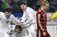 сборная России, ЧМ-2010, квалификация ЧМ-2010, Гус Хиддинк, сборная Словении, Андрей Аршавин
