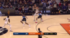 Domantas Sabonis gets it to go at the buzzer