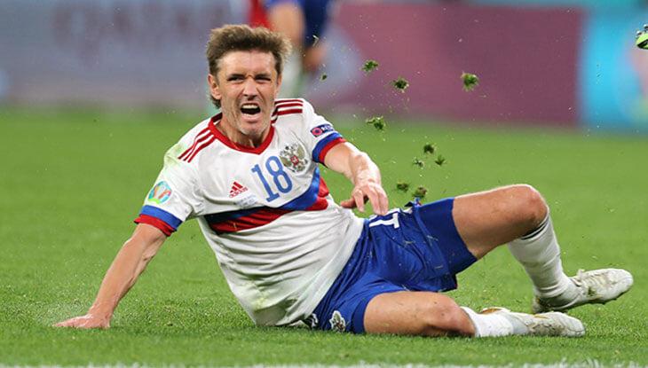 Жирков больше не сыграет на Евро. Это проблема – Черчесов ему очень доверял, у России не осталось левшей на фланг