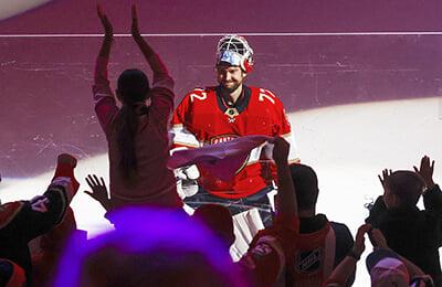 Жак Плант, НХЛ, видео, Сергей Бобровский, Флорида, Колорадо
