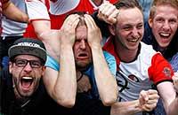 Дирк Кюйт, высшая лига Голландия, Фейеноорд, Джованни ван Бронкхорст, фото, Йенс Торнстра, Николай Йоргенсен 1991
