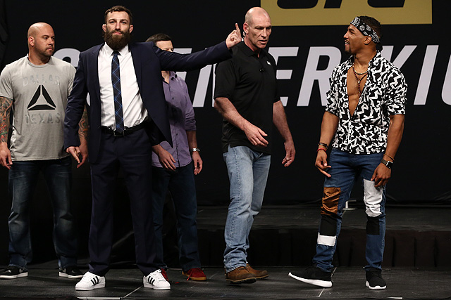 Майкл Киеса, UFC