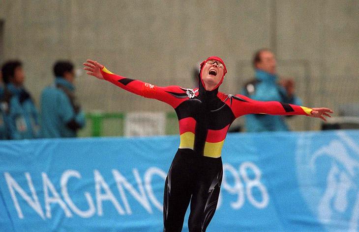 Клаудия Пехштайн, сборная Германии жен, Пхенчхан-2018