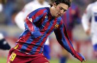 Барселона, Лионель Месси, Ла Лига, Лига чемпионов, Роналдиньо