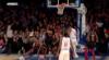 Antonio Blakeney rises to block the shot