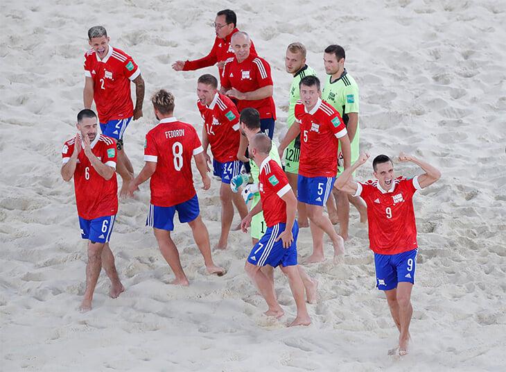 🏆 Россия – чемпион мира в пляжном футболе! Убрали японцев в финале и взяли третье золото в истории