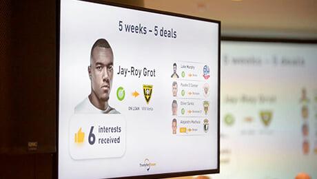 Теперь игроков в футболе можно искать онлайн – как в тиндере