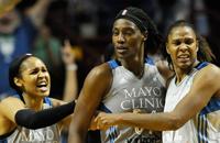 Миннесота жен, женская НБА