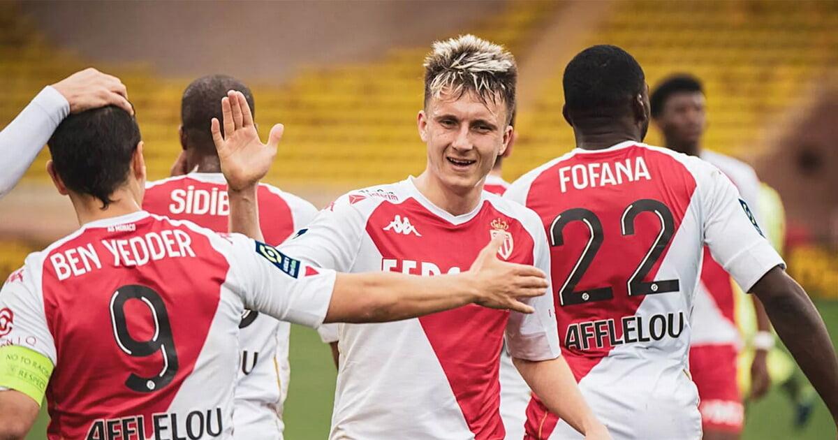 Головин забил во 2-м товарищеском матче Монако подряд  Сосьедаду (1:2)