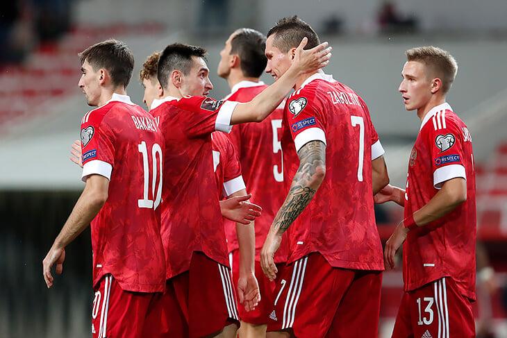 Россия пропустила Хорватию на первое место. У нас сложнее календарь на решающий отрезок