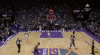 Kelly Oubre Jr. hits from beyond halfcourt!