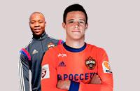ЦСКА, премьер-лига Россия, трансферы, Карлос Страндберг, Кристиян Бистрович