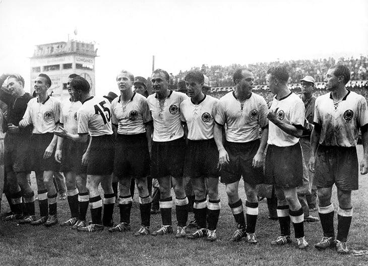 История немецкого футбольного клуба кайзерслаутерн