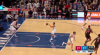 Noah Vonleh rises up and throws it down