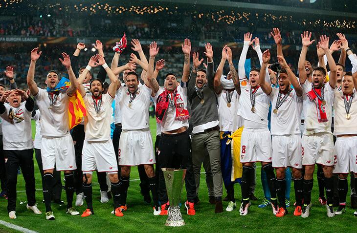 Не Лига Европы, а Лига «Севильи» 👑 6 финалов за 15 лет – 6 побед