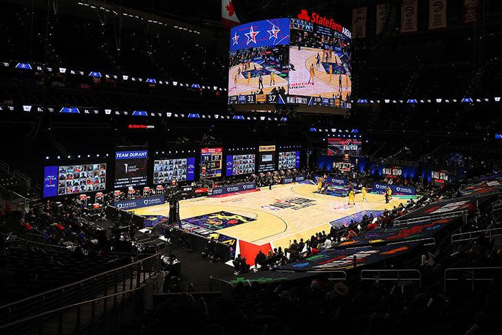 Матч всех звезд НБА забудут через несколько дней: Леброн даже отказался выходить на вторую половину. Зато Стеф Карри пыхнул на конкурсе трех