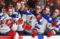 молодежная сборная Швейцарии, молодежная сборная Финляндии, молодежная сборная Словакии, молодежная сборная Канады, Егор Рыков, молодежная сборная Дании, молодежная сборная Чехии, молодежный чемпионат мира, молодежная сборная России, молодежная сборная Латвии, Кирилл Капризов, Александр Полунин