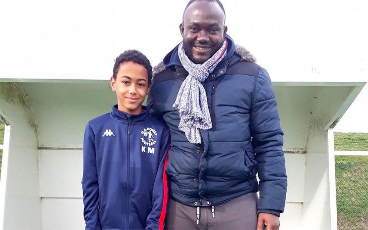 «ПСЖ» интересуется 11-летним Килианом Мбаппе