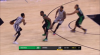 Robert Williams III Blocks in San Antonio Spurs vs. Boston Celtics
