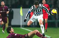 Cарри впервые сыграл против «Юве» (с Буффоном, Дель Пьеро, Трезеге) в 2006-м. Его «Ареццо» отыгрался, уступая 0:2