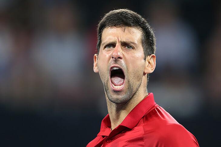 Почему в теннисе так много истерик и психов?